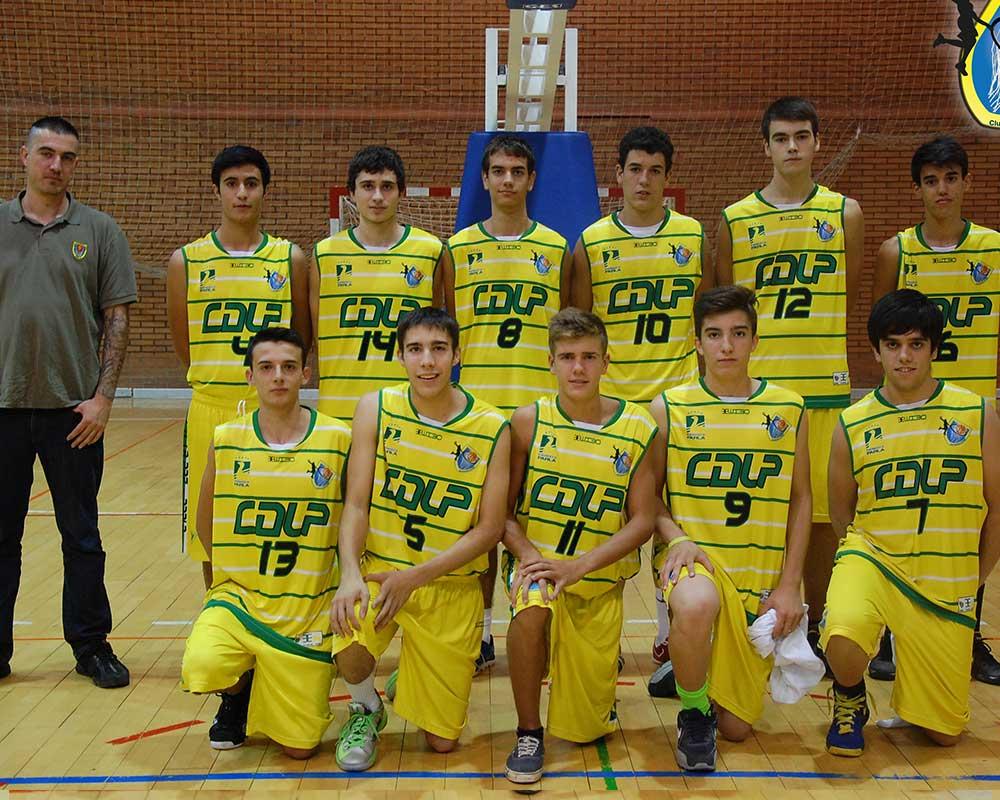 c.d. la paz temporada 2013-2014_cadete_D
