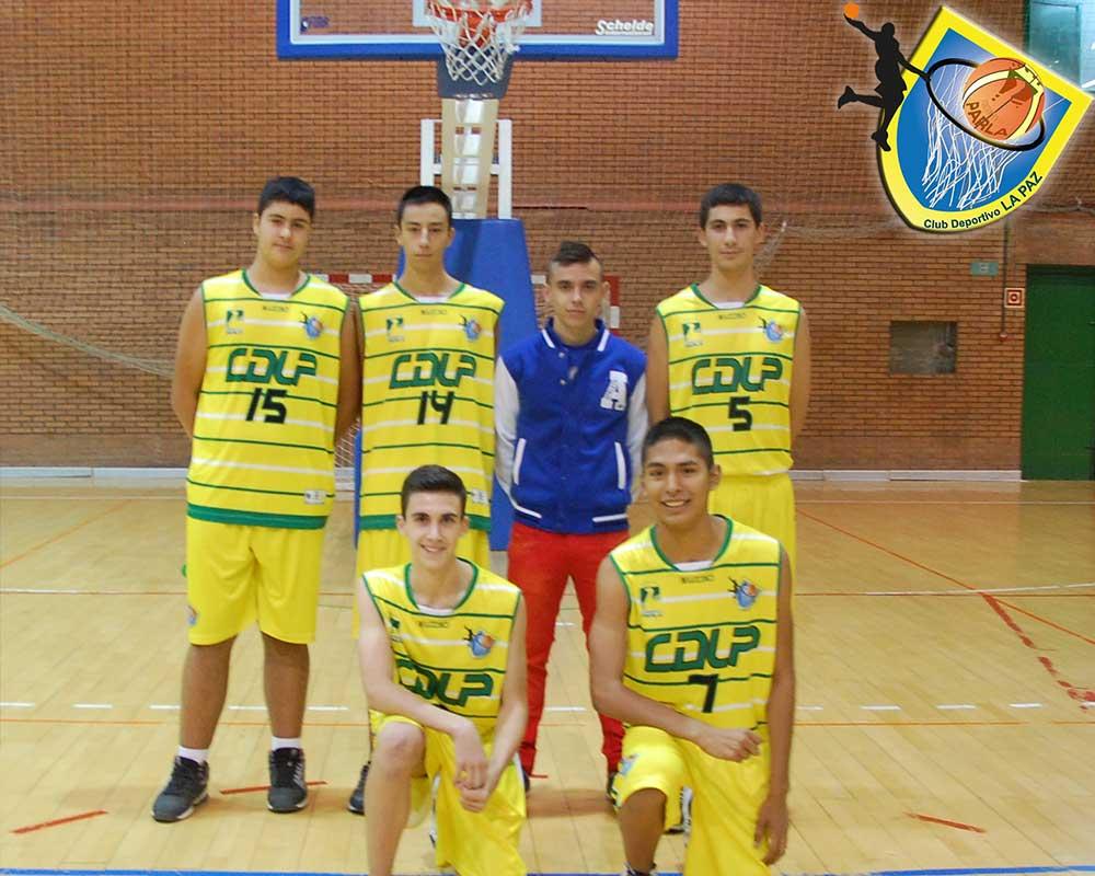 c.d. la paz temporada 2013-2014_cadete_C