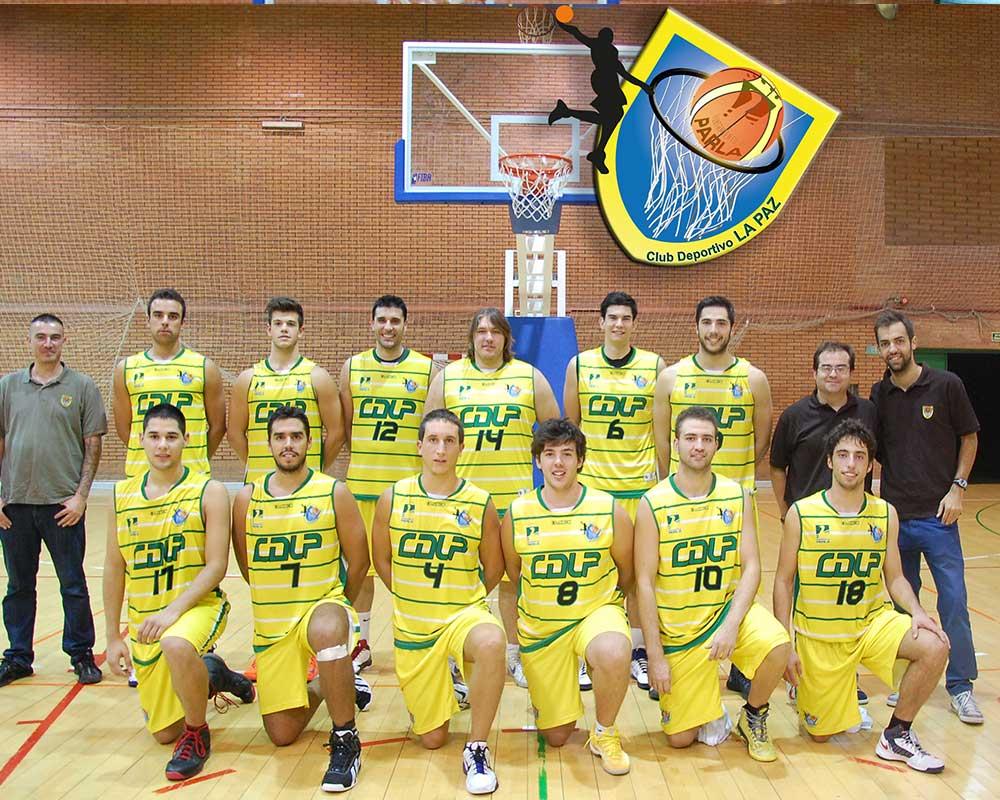 c.d. la paz temporada 2013-2014_equipo-tecnico