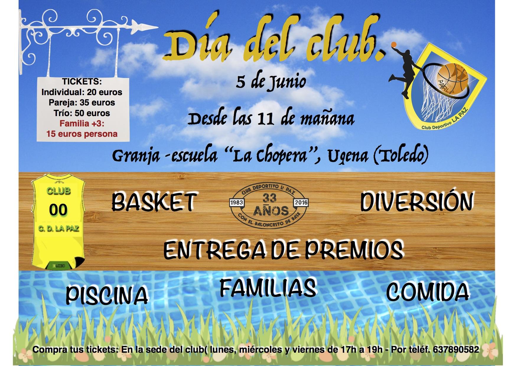 Día del club