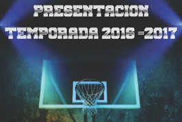 Presentación Oficial Temporada 2016-17