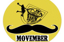 El C D. La Paz apoya a Movember Foundation