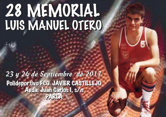 28 Memorial Luis Manuel Otero