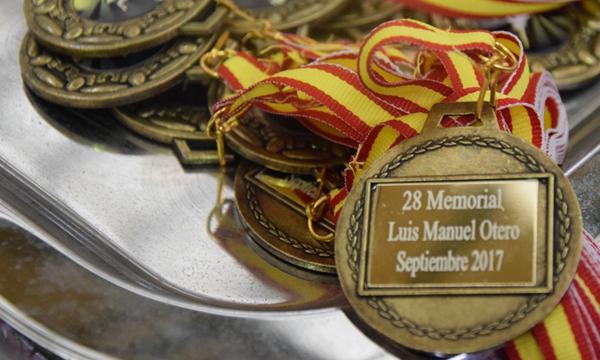 Resumen del 28 Memorial Luis Manuel Otero
