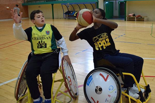 Éxito de la Jornada Internacional de la Discapacidad. ¡DEPORTE PARA TODOS!