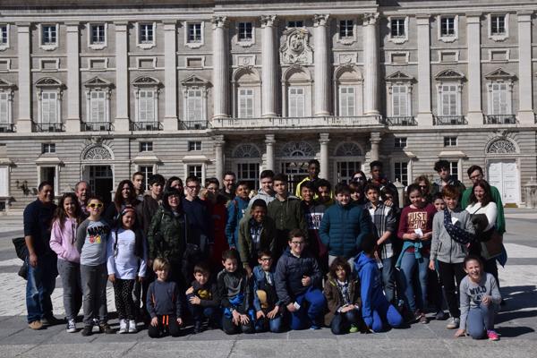 Un día en el Palacio Real