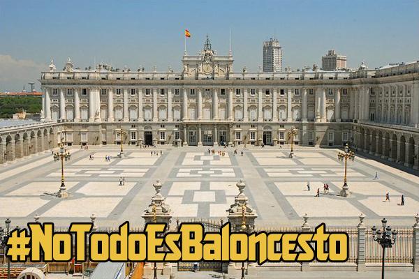 Visita al Palacio Real de Madrid