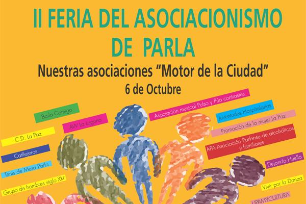 II Feria del Asociacionismo de Parla