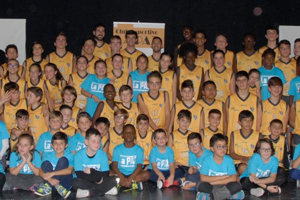El Club Deportivo La Paz presenta la temporada 2018 / 2019