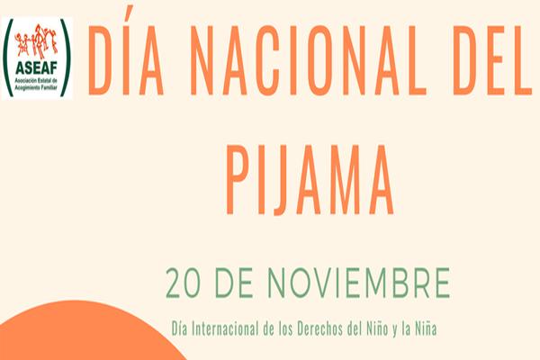 Día Nacional del Pijama 2019