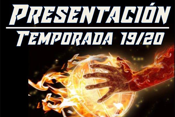 Presentación Temporada 2019/2020